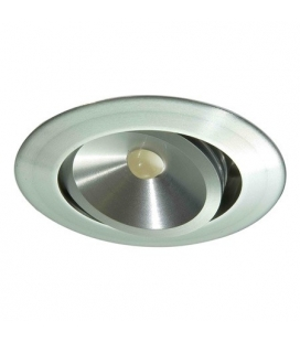 LED-downlight - set om 6 lampor dimbart