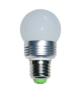 More about LED-belysning, klotlampa