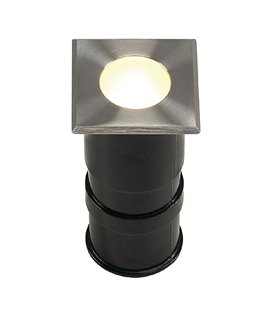 Power Trail-Lite Square varmvit LED