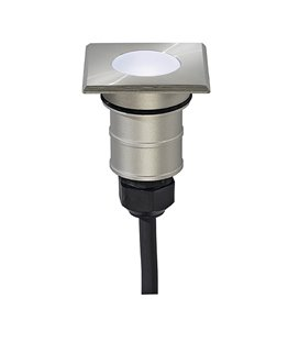 Power Trail-Lite Square vit LED