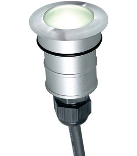 Power Trail-Lite Round vit LED