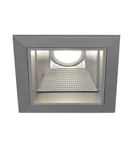 LED Downlight Pro S 4000K° silver-grå