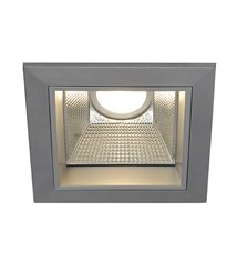 LED Downlight Pro S 2700K° silver-grå