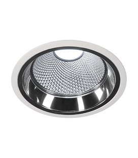LED Downlight Pro R 4000K vit