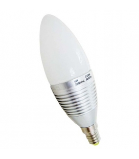 E14 kronlampa led