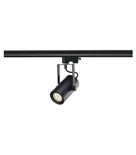 Euro Spot Integrated LED 3000K 3-fas 15° svart