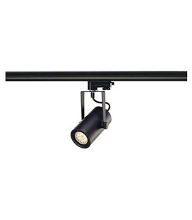 Euro Spot Integrated LED 2700K 3-fas 15° svart