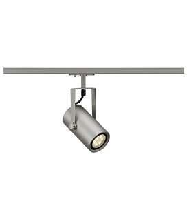 Euro Spot Integrated LED 1-fas silver, 24°