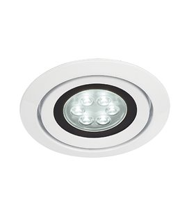 Luzo Integrated LED 4000K vit