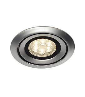More about Luzo Integrated LED 3000K matt-krom