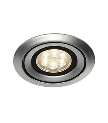 Luzo Integrated LED 3000K matt-krom