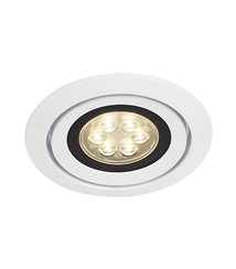 Luzo Integrated LED 3000K vit
