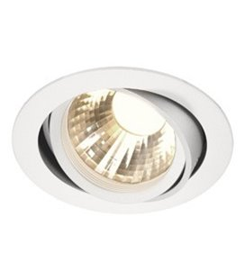 New Tria LED Disk 4000K matt-vit, 60°