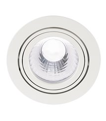 New Tria LED Disk 4000K matt-vit, 35°