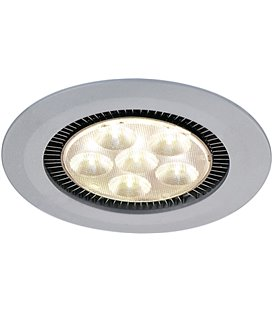 DomeLED Downlight varmvita LED