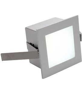 Frame Basic LED 4000K, silver-grå