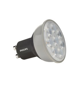 More about Master LED GU10 5,3W (dimbar) 2700K