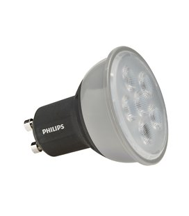 More about Master LED GU10 4,5W (dimbar) 3000K