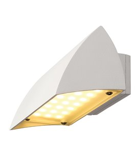 Nova LED Wall Out IP44 vit