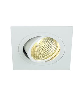 New Tria LED DL Square vit 3000K