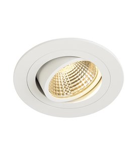 New Tria LED DL Round 6W Vit 2700K