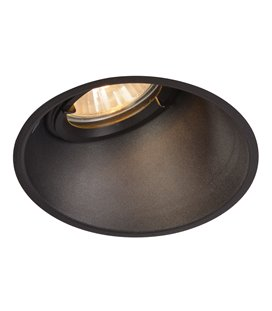 HORN-A GU10 Downlight Svart