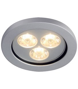 More about Eyedown LED 3x1W varmvita LED