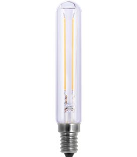E14 LED Vintage Style, Tube (dimbar) LED Tube 2,7W/25W klar