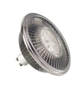 More about LED ES111 15,5W 2700K 30° Silver-grå