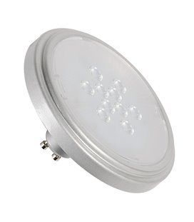 More about QPAR111 Retrofit LED Silvergrå, 4000K, 25°