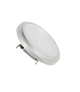 More about QR111 Retrofit LED Silvergrå, 4000K, 25°