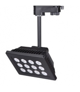 More about Spotlight för 3-fas skena, 24W LED, 1700lm, 30 grader, svart