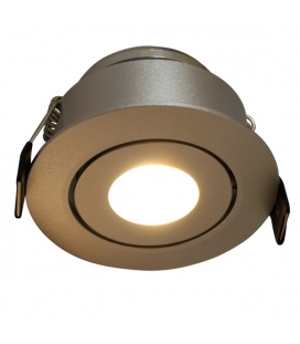 More about Led spotlight paket med 4 led lampor 3W CoB-diod - alu