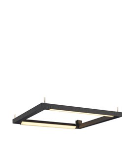 More about Open grill LED Svart