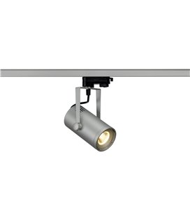 EUROSPOT LED SMALL Silver-grå 36°