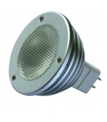 LED-belysning, 4W, 12V, mr16