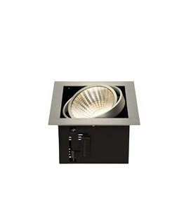 KADUX LED DL XL Single 24W Aluminium