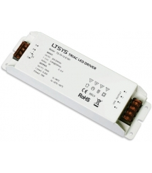 LED-driver 12VDC med push-funktion, dimbar