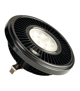 More about LED QRB111 19,5W 2700K 30° Svart