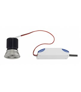 More about LED Konverterings Kit 3x 1W, Kallvit, 35°