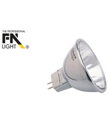 MR16 Halogenlampa Chrome GU5,3 12V 20W 40° (FN)